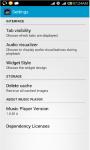 Music Player and Audio Player screenshot 3/6