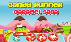 Candy Saga Runner screenshot 1/6