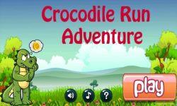 Crocodile Fun Run Game screenshot 1/6