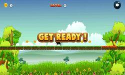 Crocodile Fun Run Game screenshot 3/6