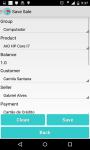 Sales Admin screenshot 4/6
