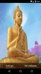 Beautiful Buddha Live Wallpaper HD screenshot 4/6