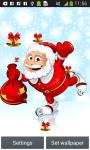 Santa Claus Live Wallpapers screenshot 1/6