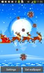 Santa Claus Live Wallpapers screenshot 2/6