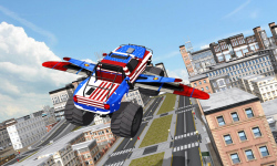 Flying Monster Truck screenshot 1/3