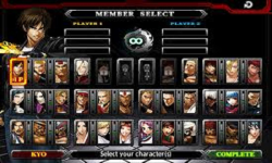 The King Of Fighters pro screenshot 3/6