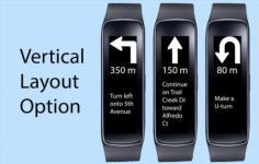 Gear Fit Navigation smart screenshot 3/6