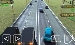 Freeway Racing 3D 2016  screenshot 2/6