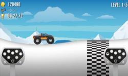 Crazy Wheels Monster Trucks regular screenshot 4/6
