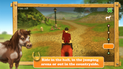 HorseWorld 3D Mein Reitpferd actual screenshot 5/5