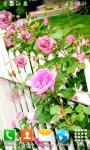 Pink Roses Live Wallpapers screenshot 2/6