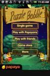 Papaya Puzzle Bobble screenshot 1/1