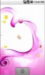 Pink Heart Live Wallpapers screenshot 3/5