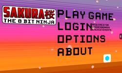 Sakura - The 8 Bit Ninja screenshot 3/3