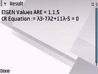 Matrix screenshot 1/6