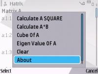 Matrix screenshot 4/6