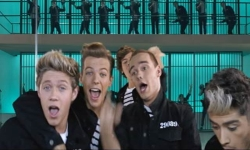 One Direction live hd wallpaper screenshot 3/3