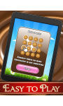 Chocolate Game: Puzzle Crazy screenshot 1/6