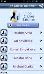 Cricket Batsmen Top  Trending screenshot 1/5