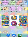 Candy Crush Game Tips n Tricks screenshot 4/4