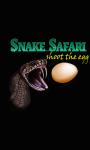 Snake Safari NIAP screenshot 1/4