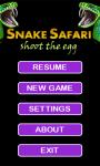 Snake Safari NIAP screenshot 2/4