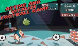 Clappy Soccer screenshot 1/2