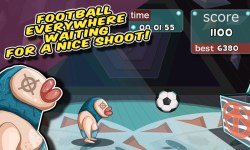 Clappy Soccer screenshot 2/2