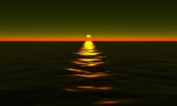 Sunset At Sea Lwp screenshot 2/3