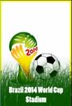 Brazil 2014 World Cup Stadium screenshot 1/4
