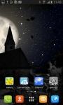 Dark Silent Night Live Wallpaper screenshot 3/3