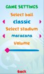 Genius Button Football demo screenshot 2/4
