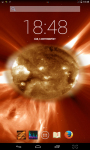 Sun Explosions Live screenshot 6/6