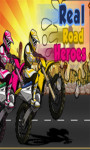 Real Road Heroes - Free screenshot 1/4