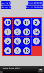 Classic Fifteen Puzzle screenshot 2/2