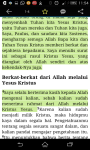 Alkitab Indonesia - Bible screenshot 1/3