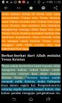 Alkitab Indonesia - Bible screenshot 2/3
