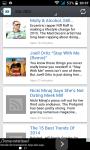 Music Magazines RSS reader screenshot 2/3