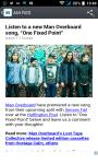 Music Magazines RSS reader screenshot 3/3