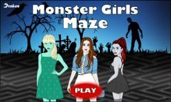 Monster Girls Maze screenshot 1/6