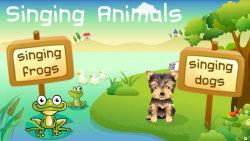 Singing Animals Piano screenshot 1/6