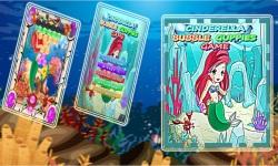 Bubble Cinderella Guppies Game screenshot 2/2