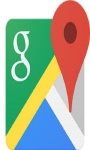 G maps app screenshot 1/6