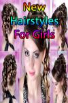Girls New Hairstyles  screenshot 1/4