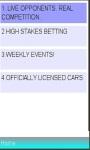 Racing Rivals challenge screenshot 1/1