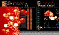 Contra Hard Corps screenshot 3/6