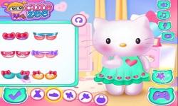 Hello Kitty Prom Prep screenshot 1/4