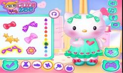 Hello Kitty Prom Prep screenshot 2/4