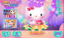 Hello Kitty Prom Prep screenshot 4/4