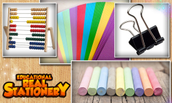Educational Real Stationery screenshot 2/6